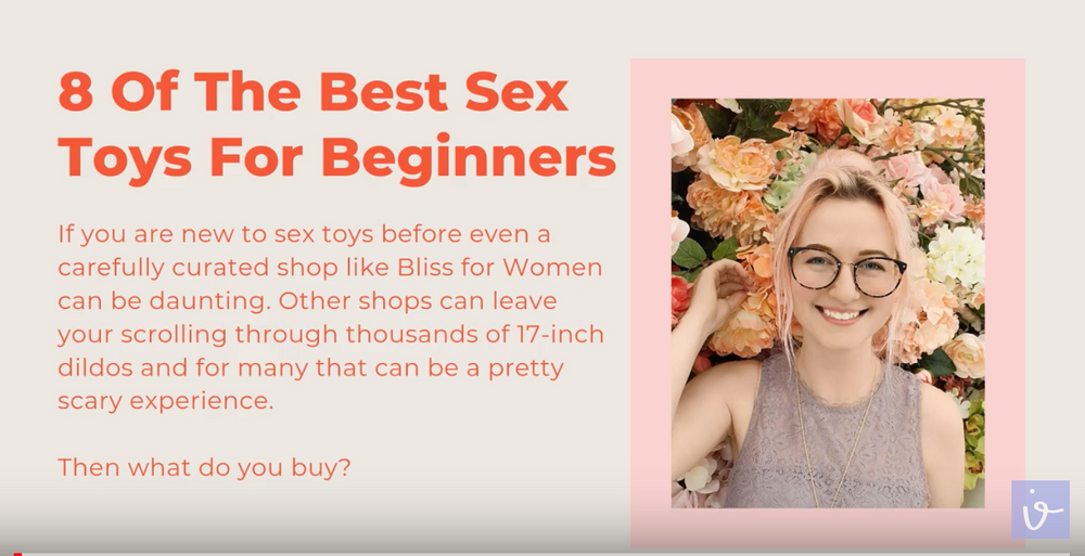 8 Of The Best Sex Toys For Beginners