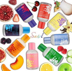 Swirl range of Lubricants by Sliquid
