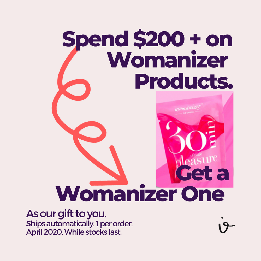 Womanizer Gift with Purchase
