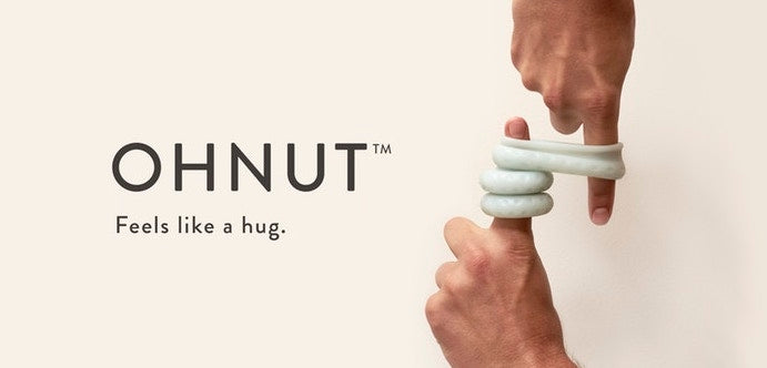 Ohnut is designed to feel just like skin.