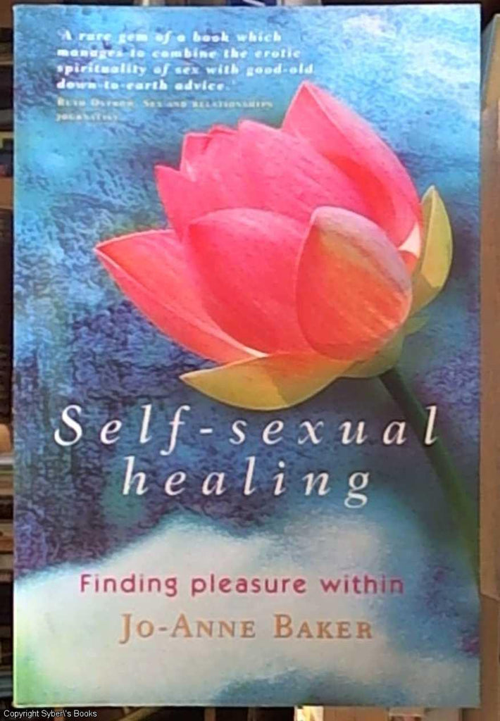 Self-Sexual Healing Finding Pleasure Within