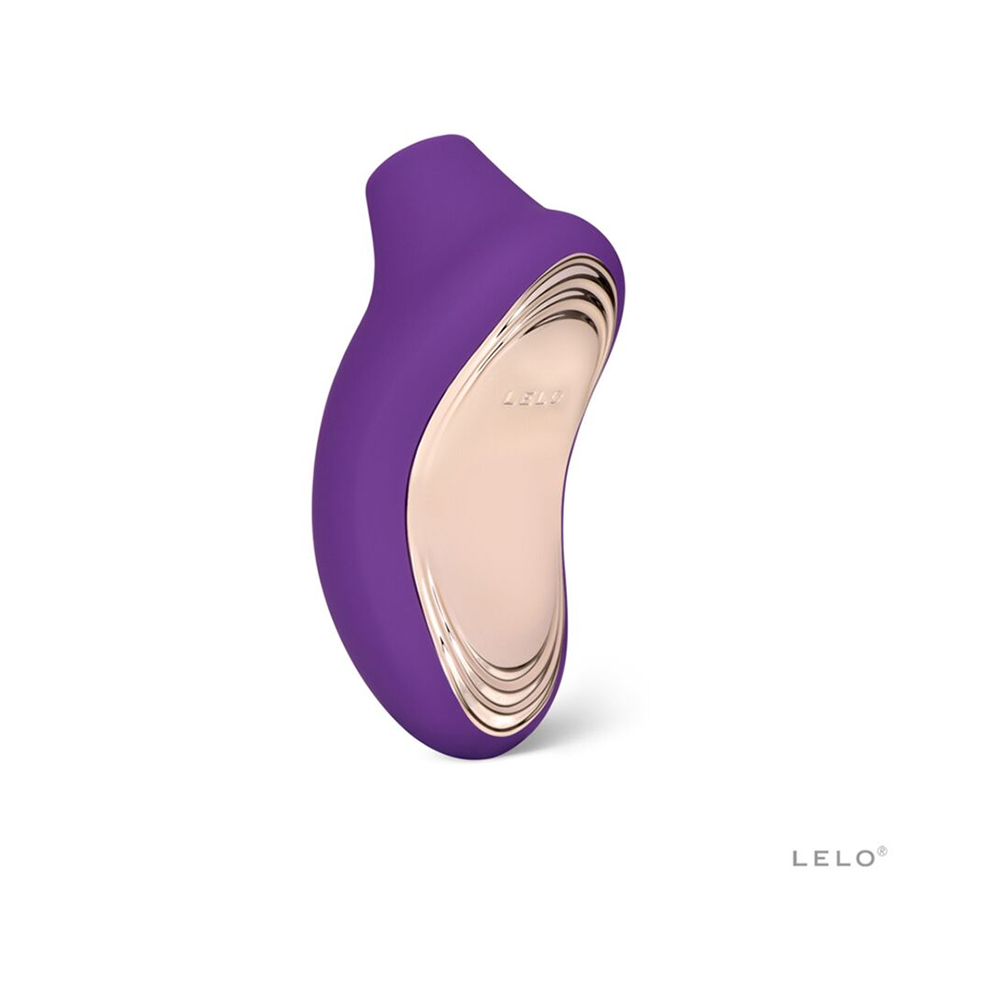 Sona 2 Cruise Rechargeable Clitoral Stimulator by Lelo in purple