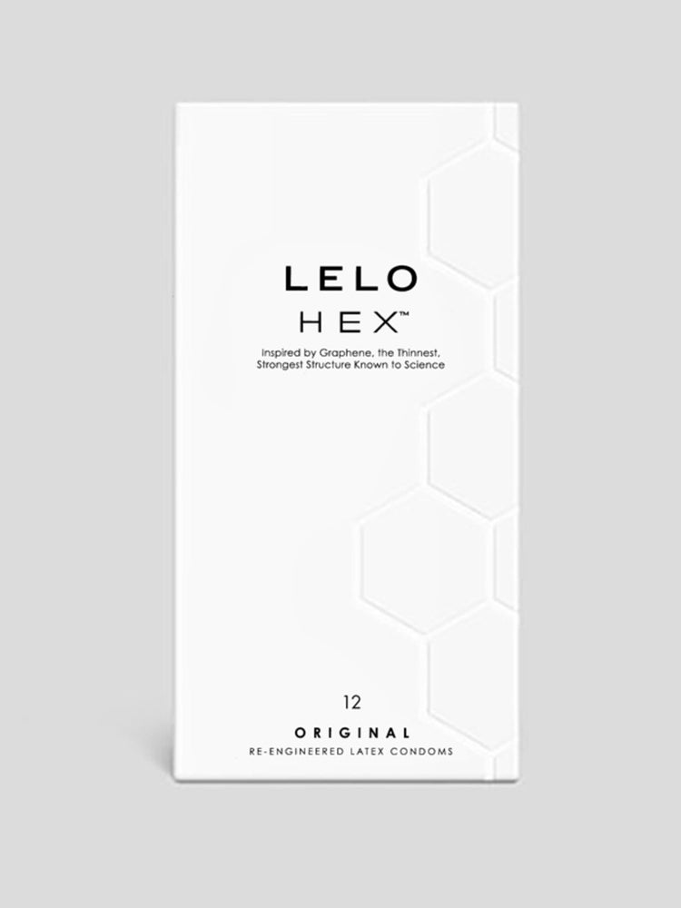 HEX Original Condoms by Lelo