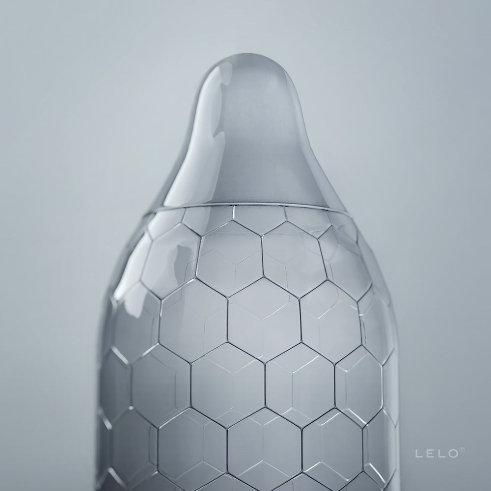 HEX Original Condoms by Lelo picture of the tip