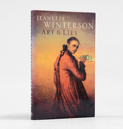 Art & Lies by Jeanette Winterson