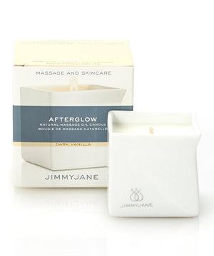 Afterglow Natural Massage Oil Candles
