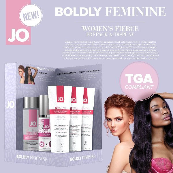 Body Line Feminine TGA approved range