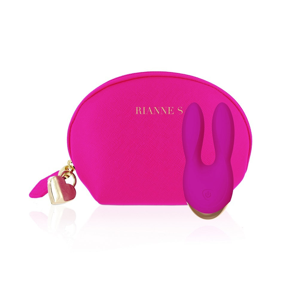 Bunny Bliss Rabbit clitoral vibrator by Rianne-S