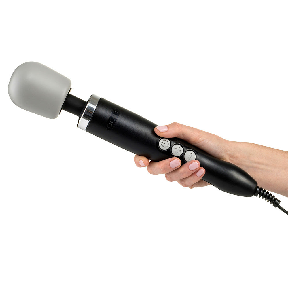 Doxy Massager in Black