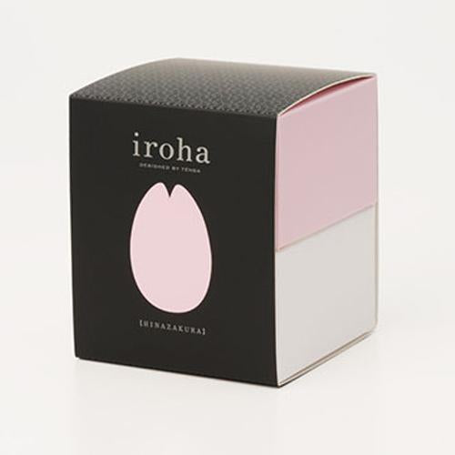 Iroha Sakura Pink By Tenga box