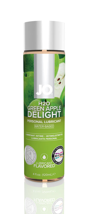 JO H2O Flavoured Personal Lubricant Green Apple