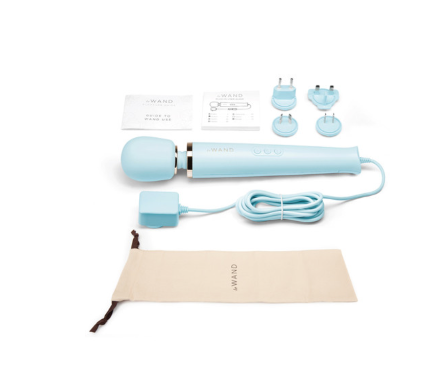 Le Wand Powerful Plug-In Vibrating Massager