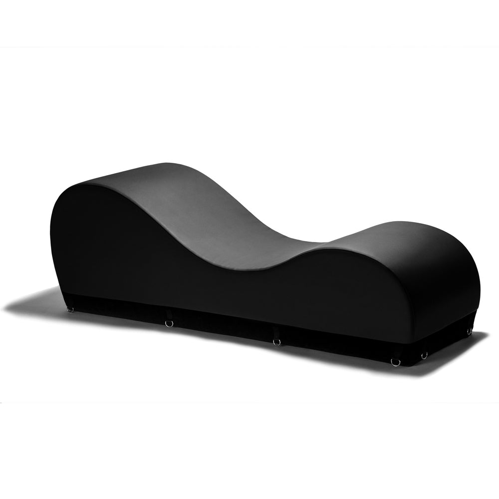 Esse Chaise Black Label by Liberator in black