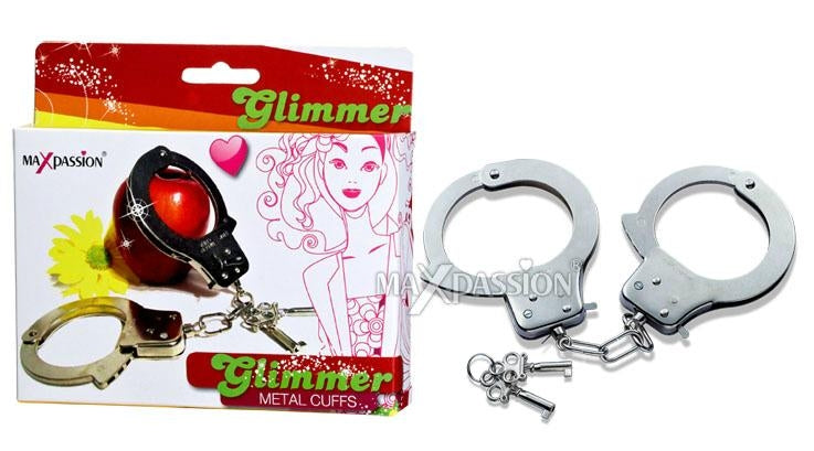 Locked With Love Heavy Duty Handcuffs
