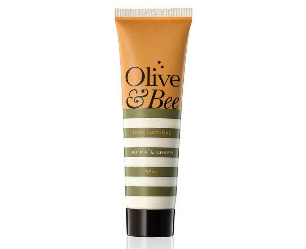 Olive and Bee Personal Lubricant