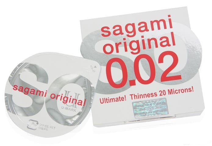 Sagami Original 002 Condoms