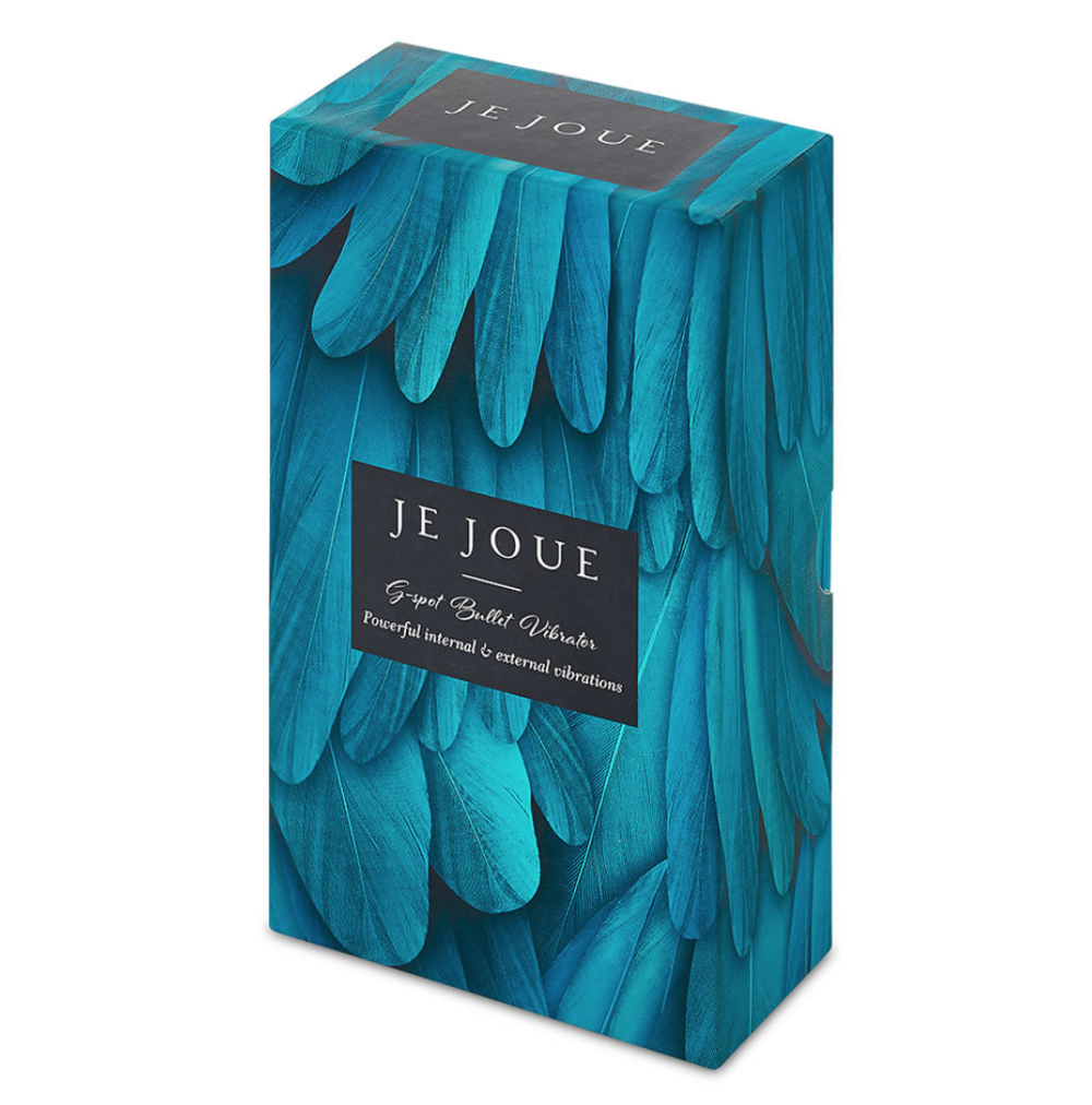 G-spot Bullet Vibrator by Je Joue packaging