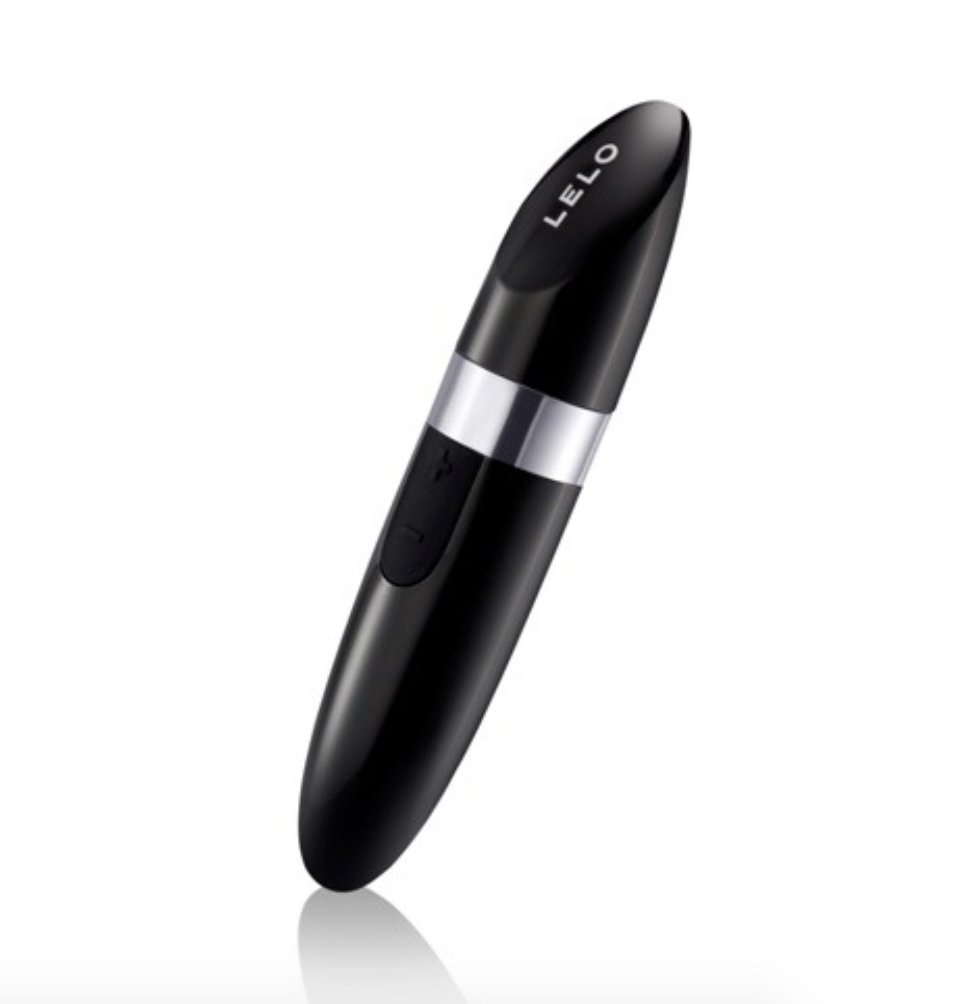 Mia 2 Rechargeable Clitoral Vibrator by Lelo in black