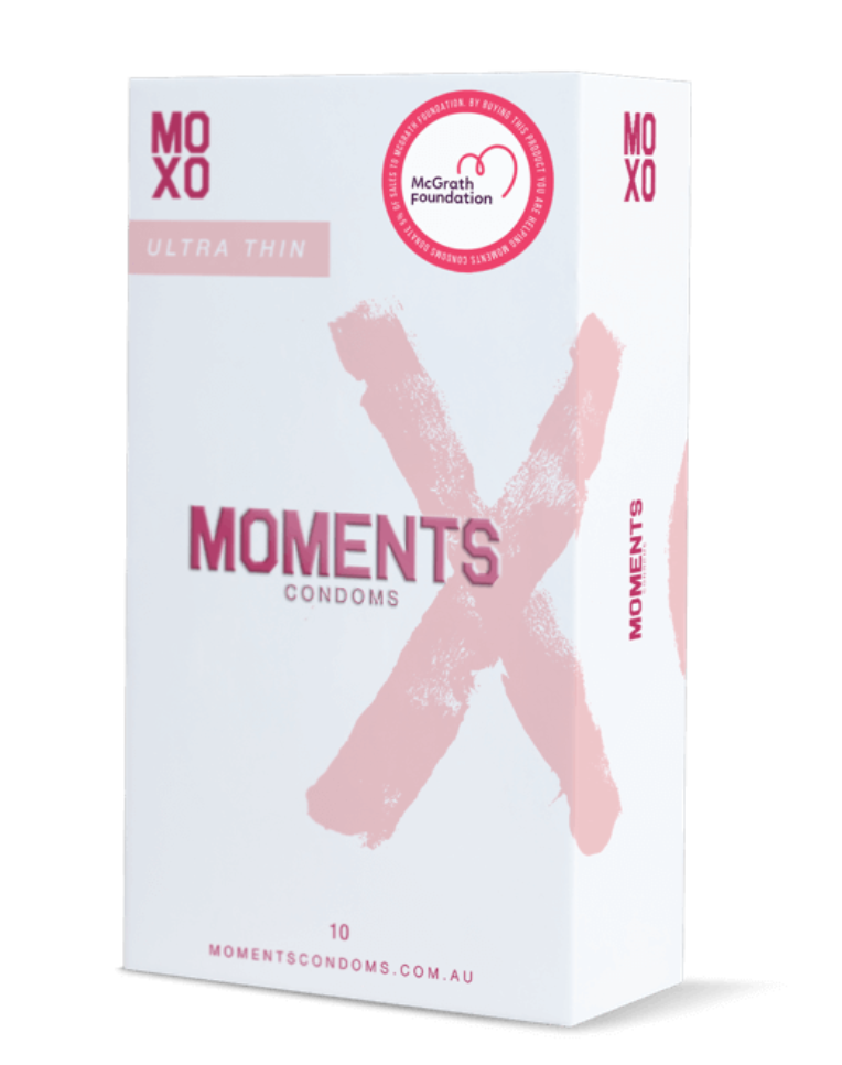 Moments Condoms Ultra Thin 10 Pack