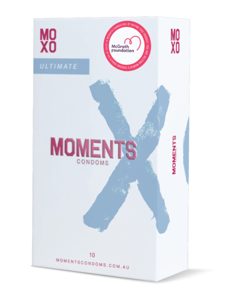 Moments Condoms Ultimate 10 pack