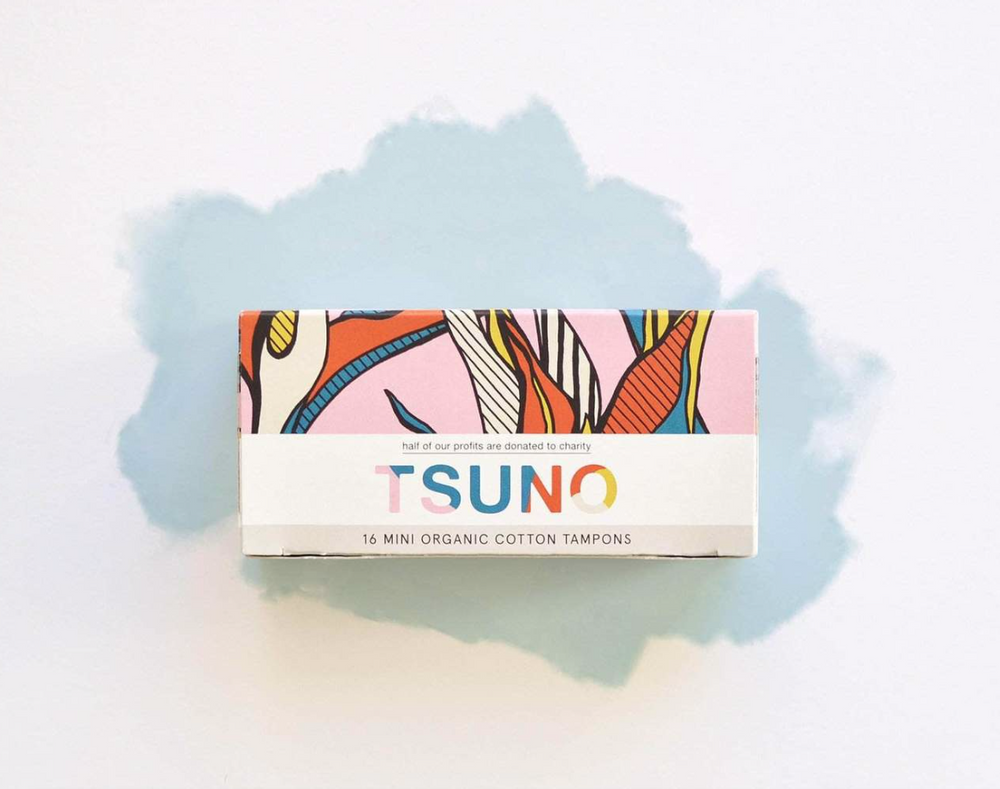 Tsuno Mini Tampons - Pack of 16