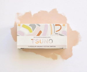 Tsuno Regular Tampons - Pack of 16
