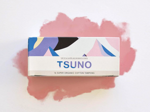 Tsuno Super Tampons - Pack of 16