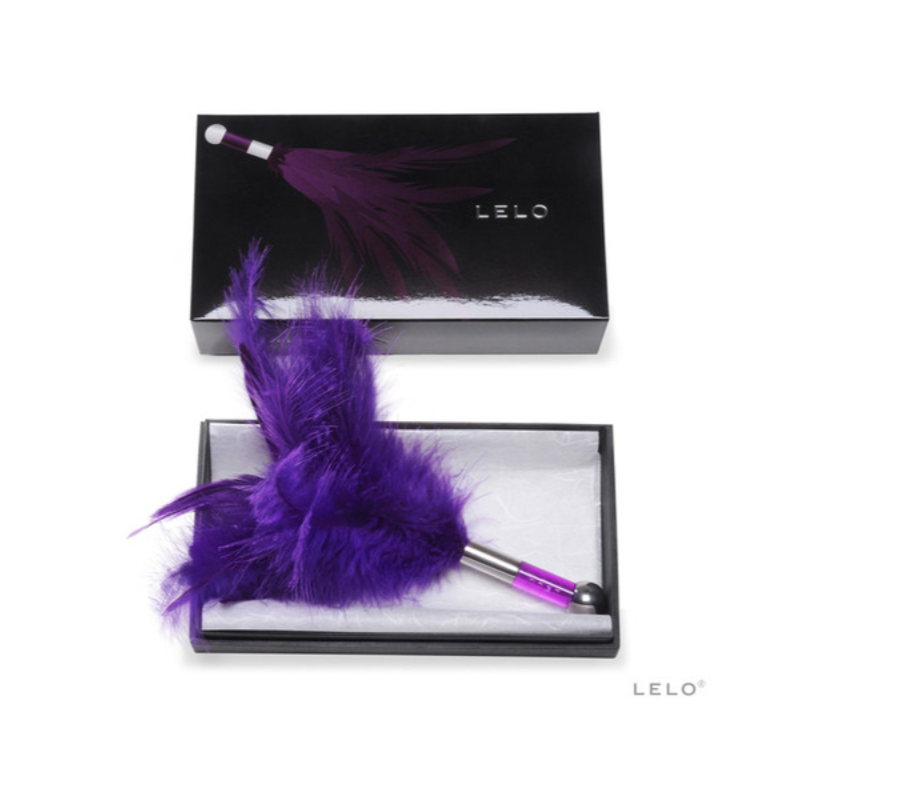 Tantra Feather Teaser by Lelo by Purple