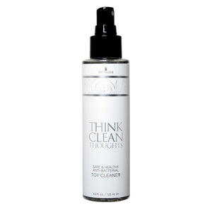 Think Clean Thoughts sex Toy Cleaner