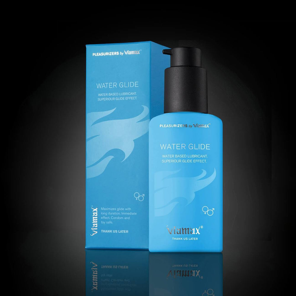 Water Glide personal lubricant by glide