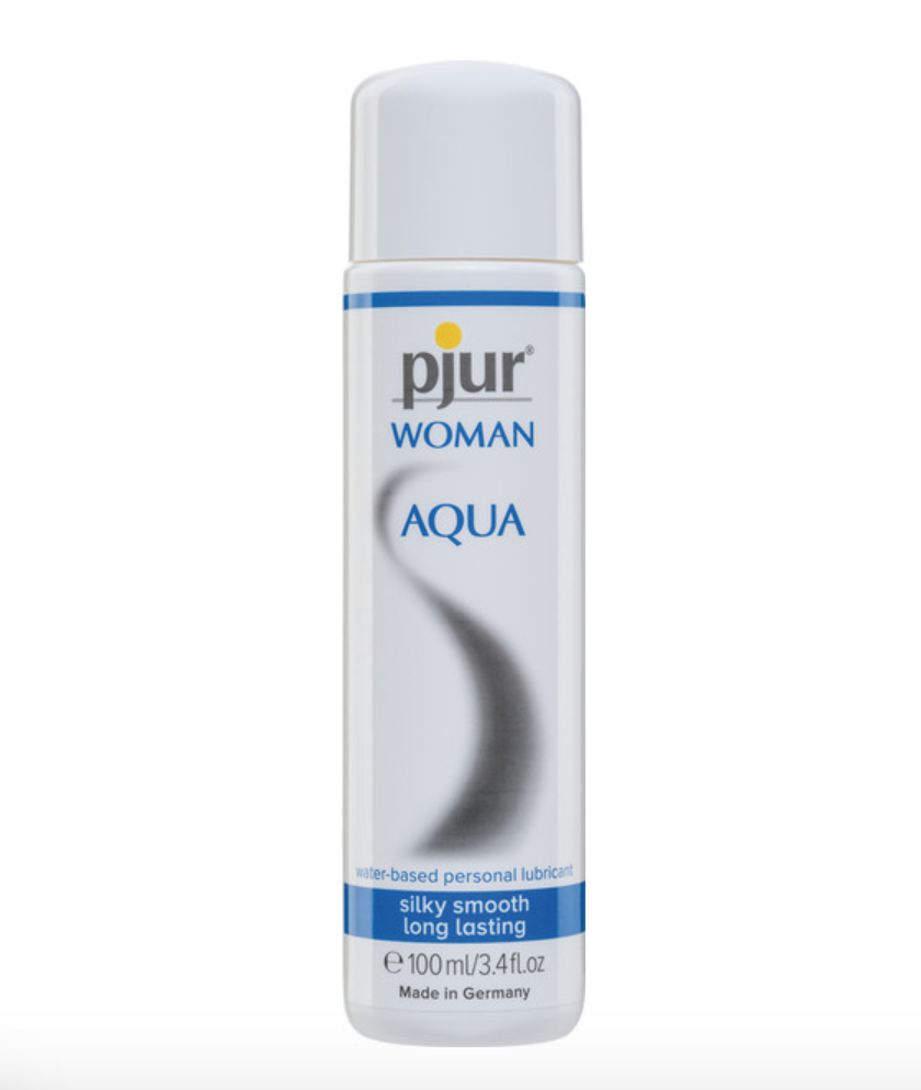 pjur Woman Aqua water based lubricant