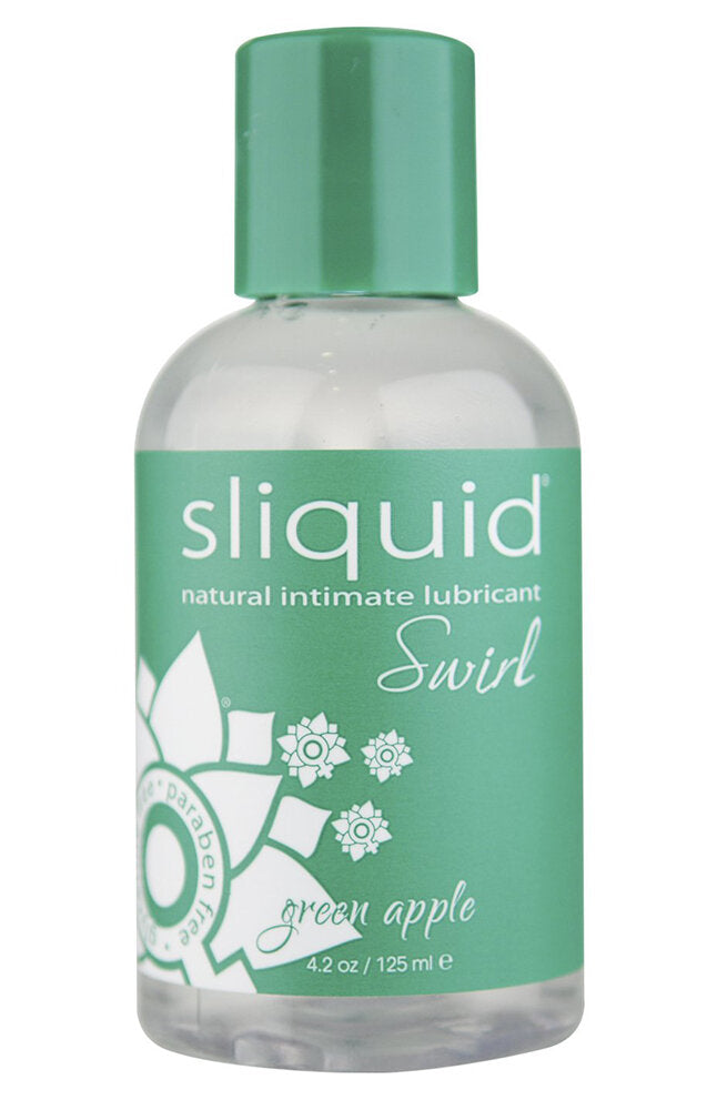 Swirl Green Apple Lubricant