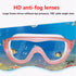 Big Frame Anti Fog Swimming Goggles