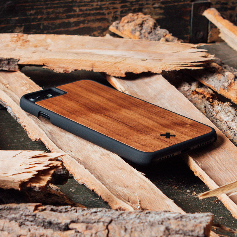 Covood iPhone Nussbaum Luxe Hülle
