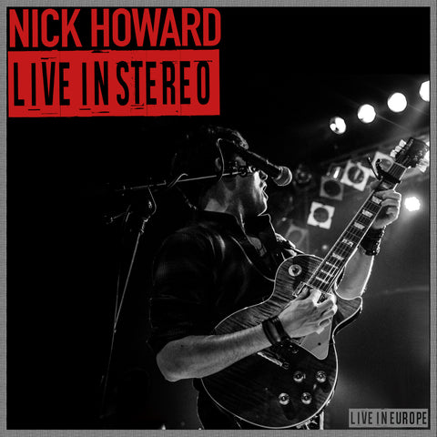 Live In Stereo - Signed Copy!