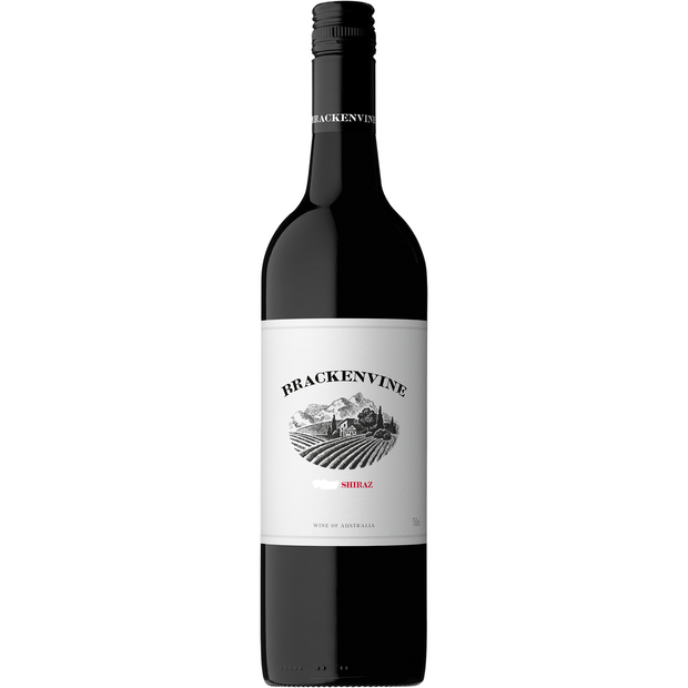 Brackenvine Shiraz NV (12 Bottles)