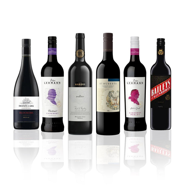 Big Brand Red Wine Box 3.0 (6 Bottles)