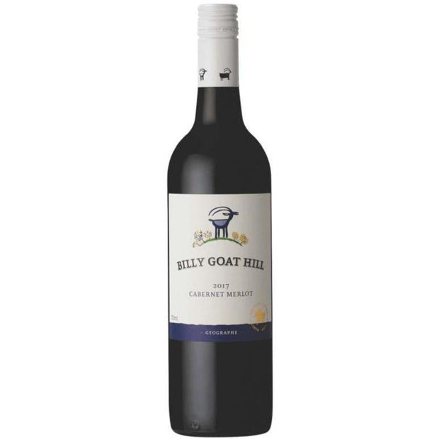 Billy Goat Hill Estate Cabernet Merlot 2017 (12 Bottles)