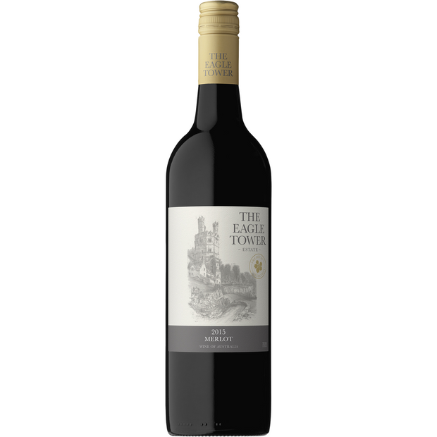 Eagle Tower Merlot NV (12 Bottles)