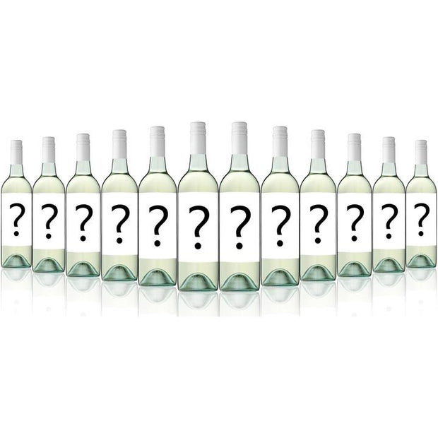 Mystery Secret Winery Sauvignon Blanc 2019 (12 Bottles)