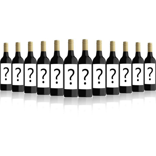 Mystery Secret Winery Merlot 2018 (12 Bottles)