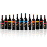 Yellow Tail Mixed Red Favourites Dozen (12 bottles)