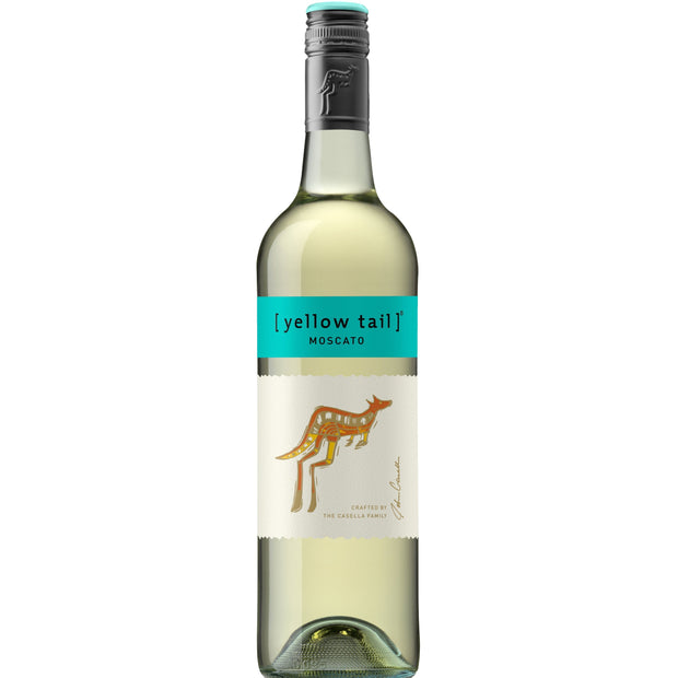 Yellow Tail Moscato NV (12 bottles)