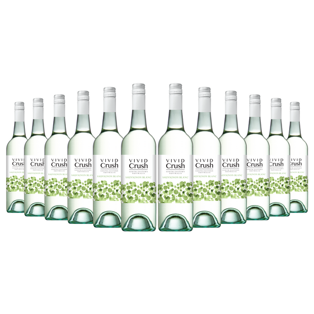 Vivid Crush Sauvignon Blanc 2019 (12 Bottles)
