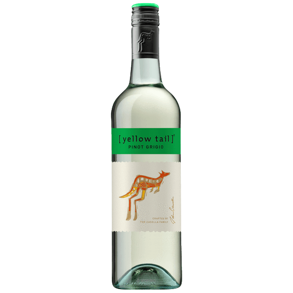 Yellow Tail Pinot Grigio NV (12 bottles)