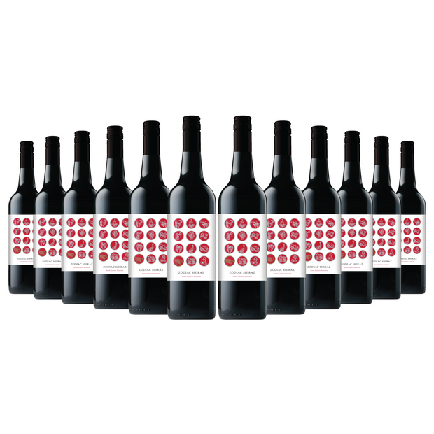 Zodiac Shiraz NV (12 bottles)