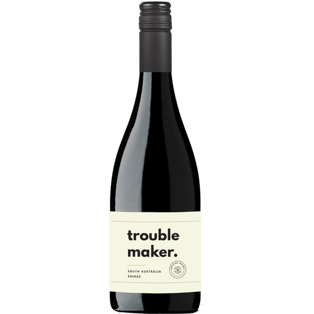 Curtis Family Vineyards Troublemaker Shiraz 2020 (12 Bottles)