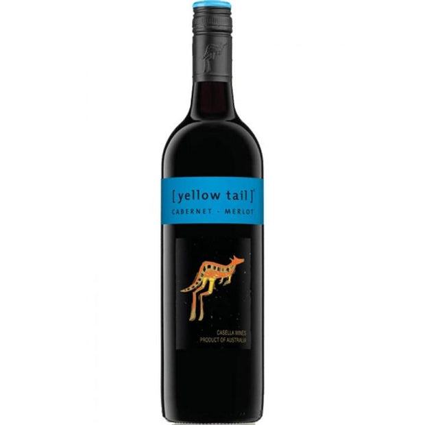 Yellow Tail Cabernet Merlot NV (12 bottles)