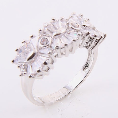 Cora Silver Ring