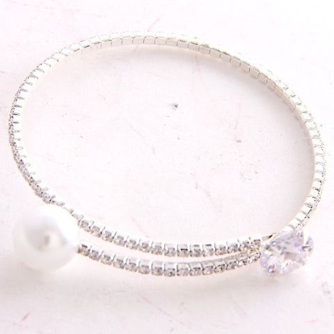 Diamond Pave Bracelet - MeTimeBoutique
